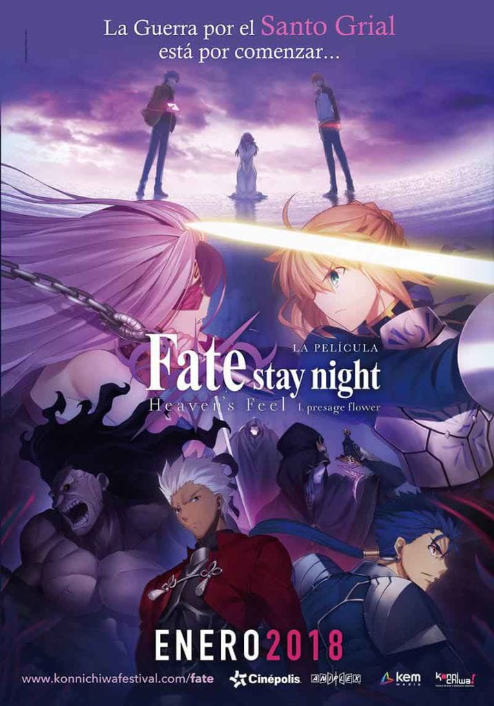 Fate/Stay Night Heaven's Feel Poster