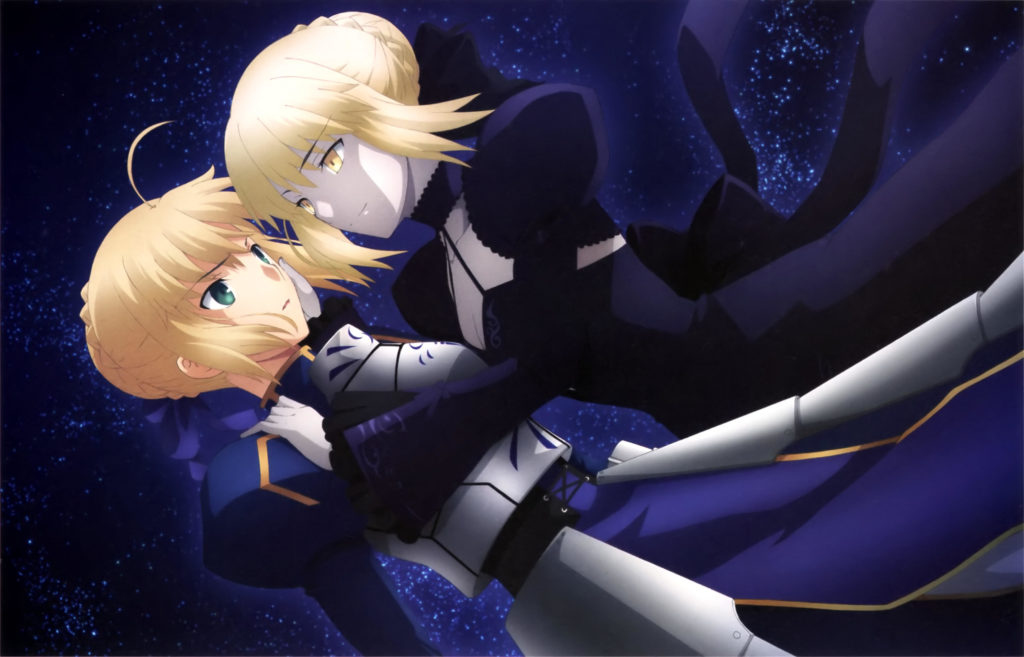 Saber Lost Butterfly