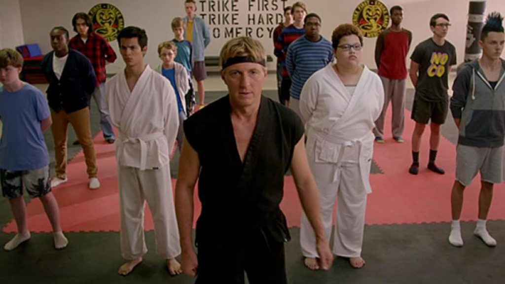 Cobra Kai: Strike First, No Mercy