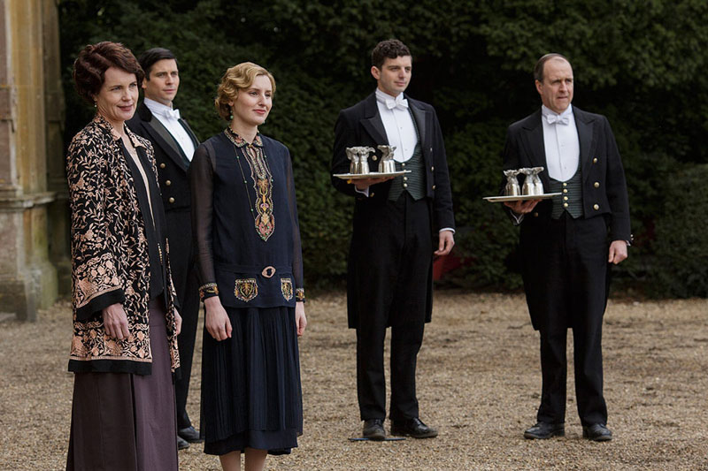 downton abbey, inglaterra, aristocracia,