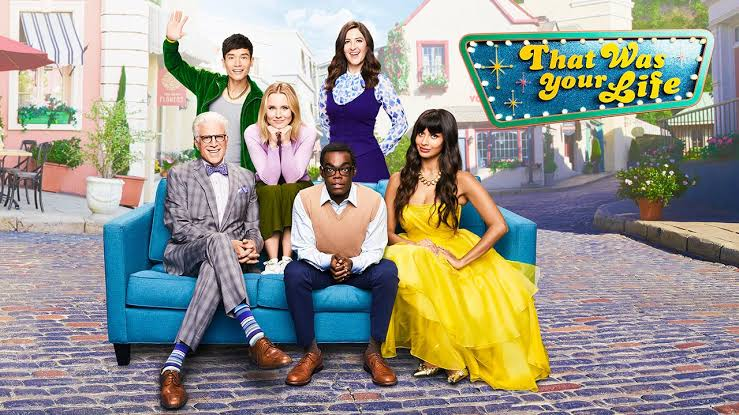 The Good Place-Equipo