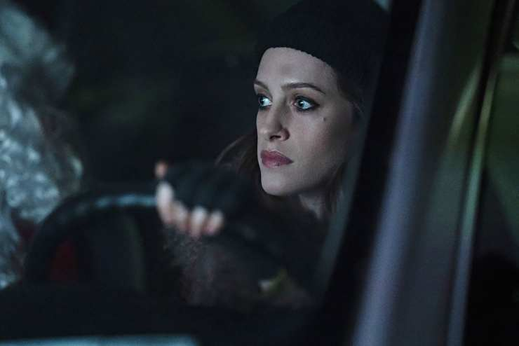 mr robot, not found, review,