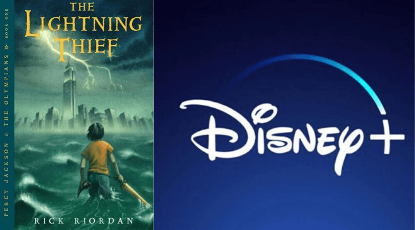 Percy Jackson, Disney plus
