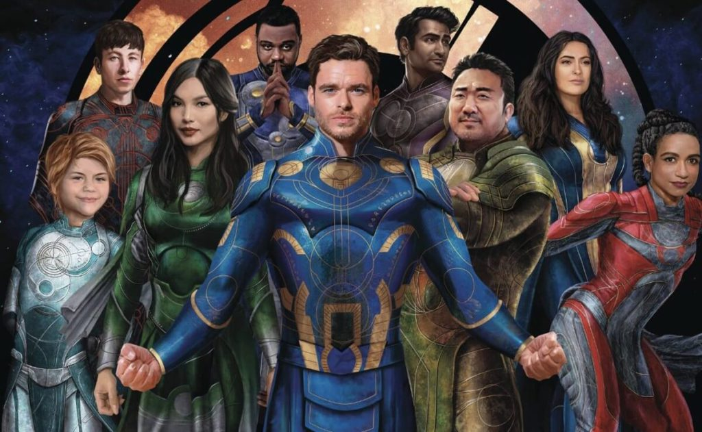 Kevin Feige does not want to give an answer about the premiere of Eternals!